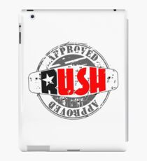 Rush Approved iPad Case/Skin