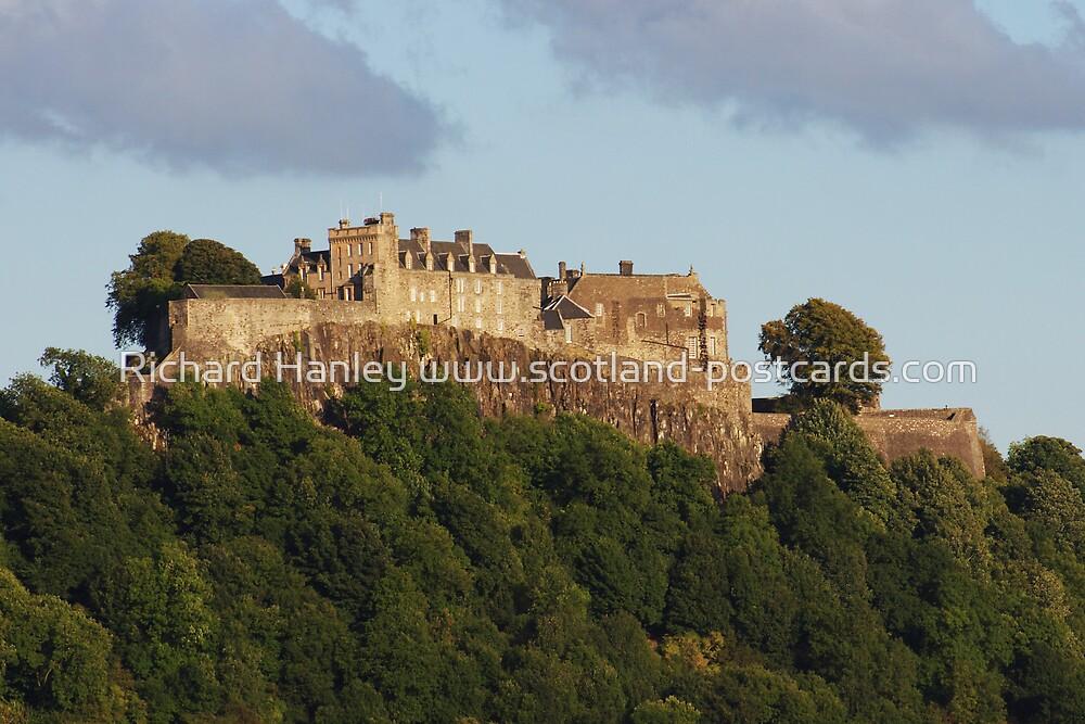 Stirling Castle by Richard Hanley www.scotland-postcards.com