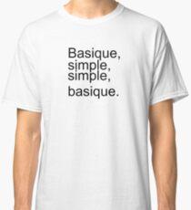 Orelsan, basique, simple Classic T-Shirt