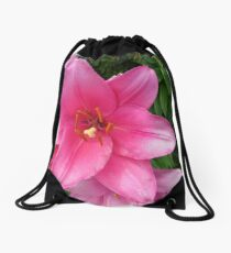 Summer surprise Drawstring Bag