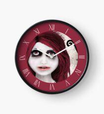 Dear little doll series... ROUBLE Clock
