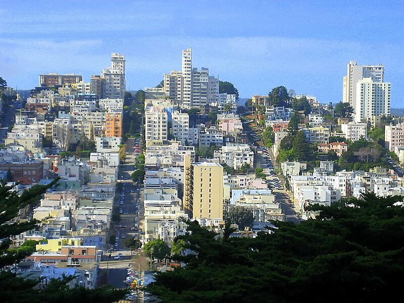 San Francisco by Joci Solano