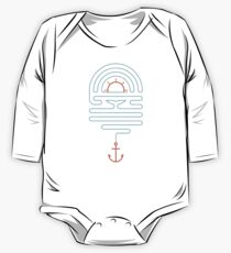 The Tale of the Whale One Piece - Long Sleeve