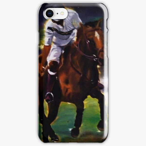 Polo swipe iPhone Snap Case