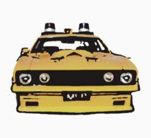 Mad Max pursuit car