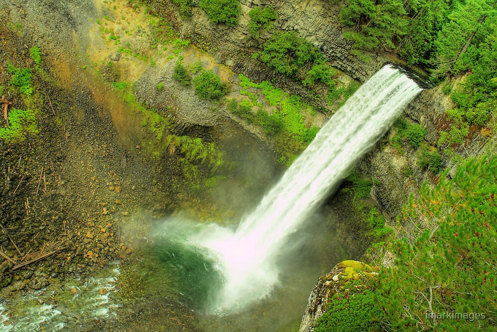 Brandywine Falls by imarkimages