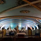 Chapel in the Basilica of Ste Anne de Beaupre, Quebec by Gerda Grice