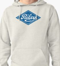 Riley - the Classic British Car Pullover Hoodie