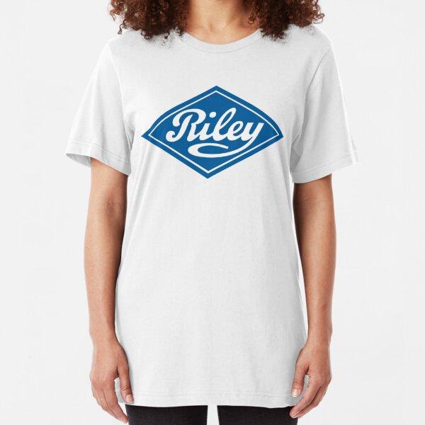 Riley - the Classic British Car Slim Fit T-Shirt