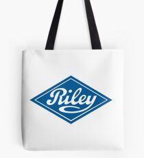 Riley - the Classic British Car Tote Bag