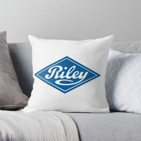 Riley - the Classic British Car Throw Pillow