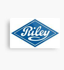Riley - the Classic British Car Metal Print