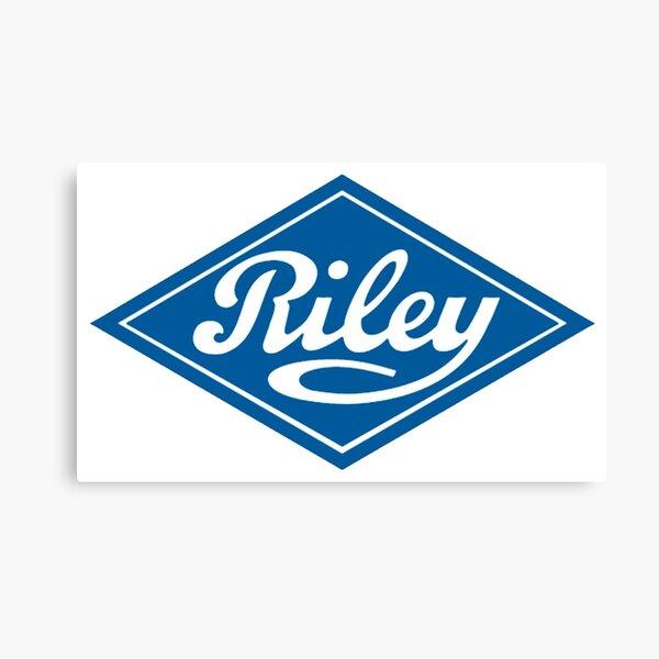 Riley - the Classic British Car Canvas Print