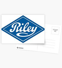 Riley - the Classic British Car Postcards