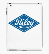 Riley - the Classic British Car iPad Case/Skin