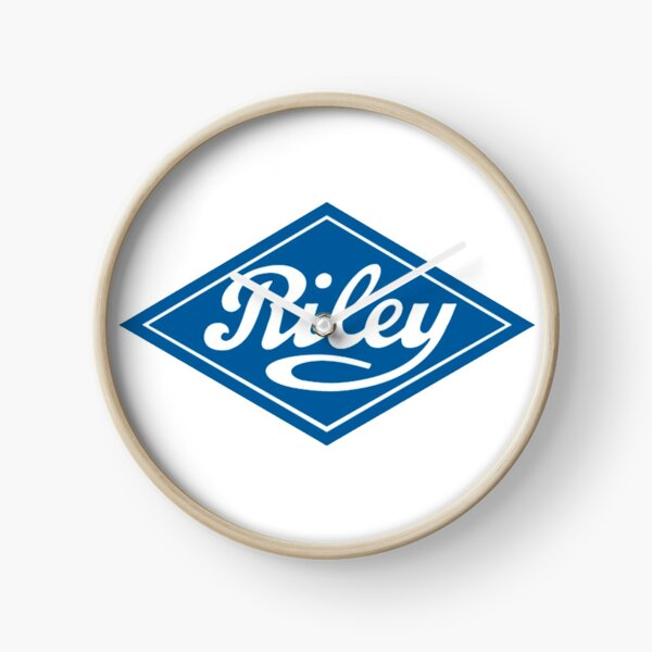 Riley - the Classic British Car Clock