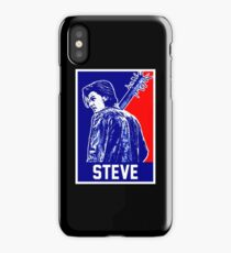 team steve harrington iPhone Case/Skin