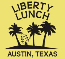 Liberty Lunch (Austin, Texas) Kids Tee