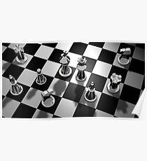 Chess 2 Poster