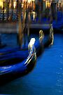 The Magic of Venice by Extraordinary Light