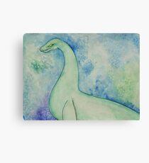 Nessie Canvas Print