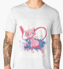 Mew! Pokemon  Men's Premium T-Shirt