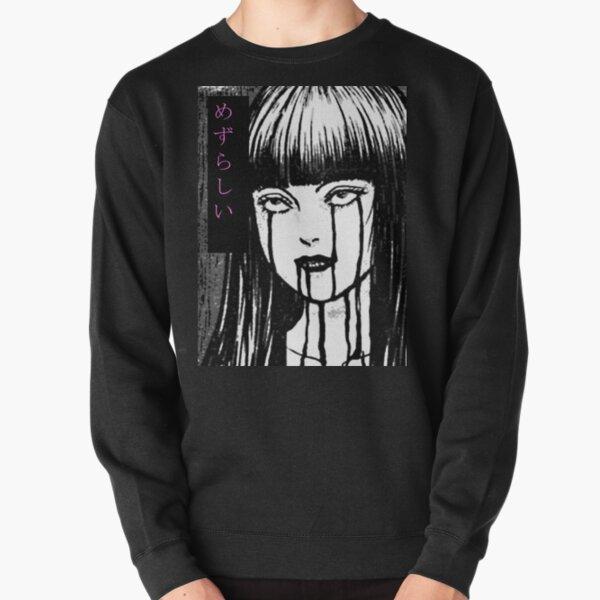 Slug Girl 1 Pullover Sweatshirt