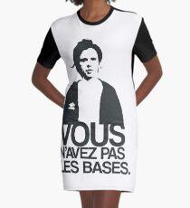 Orelsan, basic, simple 3 Graphic T-Shirt Dress