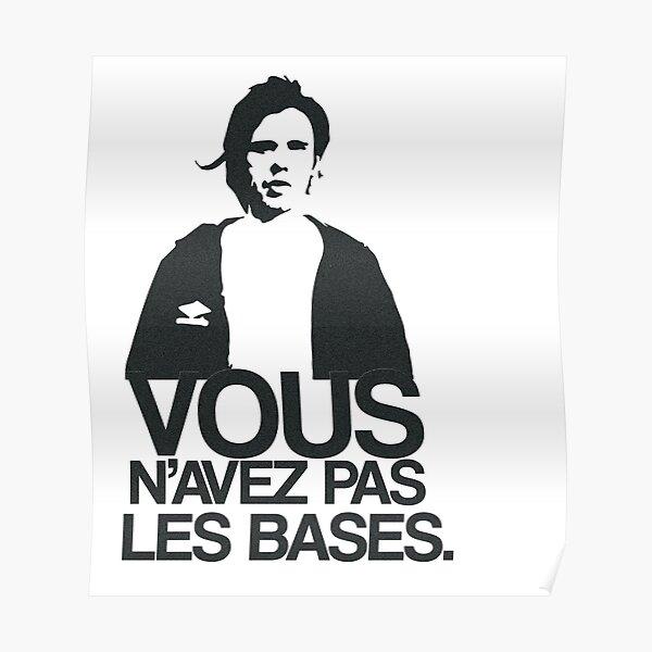 Orelsan, basique, simple 3 Poster