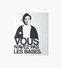 Orelsan, basic, simple 3 Art Board