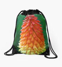 The Flame Drawstring Bag