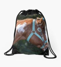 Beautiful Horse Drawstring Bag
