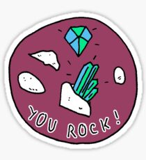 You Rock! Sticker