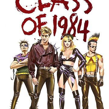 CLaSs of 1984! by shawnofthe80s