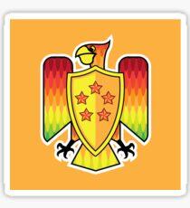 Fire Eagle Sticker
