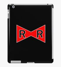 Android 17 Red Ribbon Merchandise iPad Case/Skin