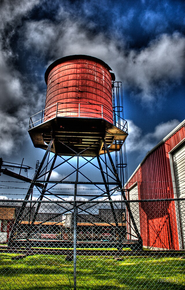 """""""Water Tower"""" by raberry"""