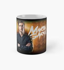 garrix - on the low-tide rocks other grass and other water   Mug