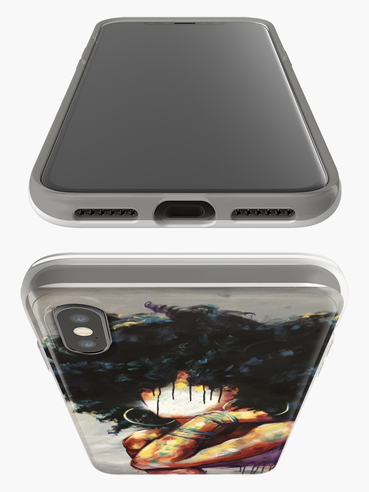 Alternate view of Naturally II iPhone Cases & Covers