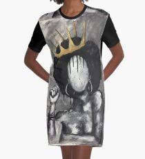 Naturally Queen Graphic T-Shirt Dress
