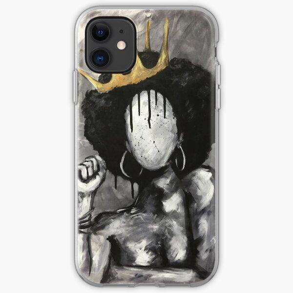 Natürlich Königin iPhone Flexible Hülle