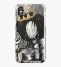 Naturally Queen iPhone Case/Skin