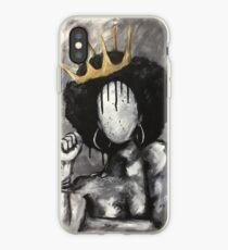 Naturally Queen iPhone Case