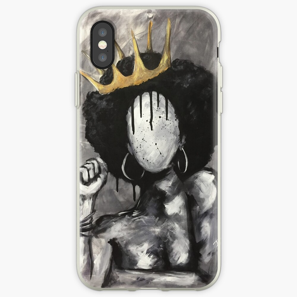 Naturally Queen iPhone Case & Cover
