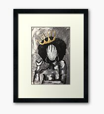 Naturally Queen Framed Print