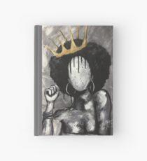 Cuaderno de tapa dura Naturalmente Queen