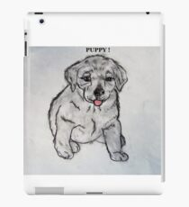 Puppy, Lab, Dog, Animal iPad Case/Skin
