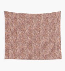 Wood Planks Pointillism by Kristie Hubler Wall Tapestry