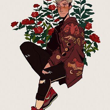 rosy boy by belldandy27