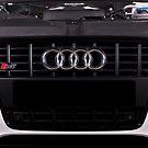 Audi S4 by Martyn Franklin